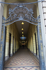 Zagreb passage