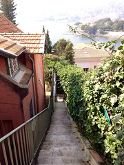 Walking around the bay of Villefranche to St. Jean Cap Ferrat