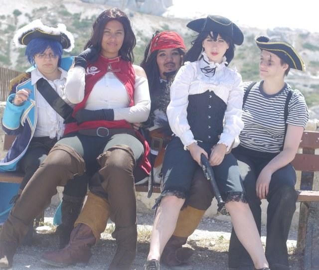 One Piece Day Journee Des Pirates Frioul