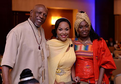"""Princess-Ocansey-with-Lou-Gossett-Jr.-and-Lynn-Whitfield • <a style=""""font-size:0.8em;"""" href=""""http://www.flickr.com/photos/95310279@N08/15299383832/"""" target=""""_blank"""">View on Flickr</a>"""