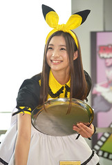 """Pikachu Maid 5 • <a style=""""font-size:0.8em;"""" href=""""http://www.flickr.com/photos/66379360@N02/15114976486/"""" target=""""_blank"""">View on Flickr</a>"""