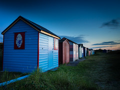 """Hopeman Beach Huts • <a style=""""font-size:0.8em;"""" href=""""http://www.flickr.com/photos/26440756@N06/14515907249/"""" target=""""_blank"""">View on Flickr</a>"""