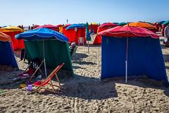 Deauville : Plage, Planches et Parasols