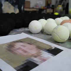 Kunst met Ballen - Stef Vedder