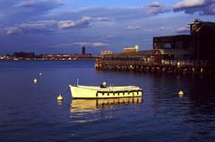 Boston Harbor Boat