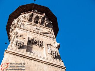 Damascus – al-Qalai Mosque دمشق – جامع القلعي | Syria Photo