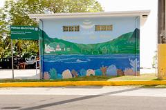 Merizo (Malesso') Village Mural, 2014