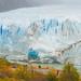 GLACIAR:  é uma grande e espessa massa de gelo formada em camadas sucessivas de neve compactada e recristalizada, de várias épocas, em regiões onde a acumulação de neve é superior ao degelo. É dotada de movimento e se desloca lentamente, em razão da gravi