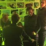 Der Spielclub des Theater Lübeck im Kafka-Mobil