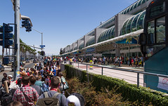 "Outside SDCC 2014 • <a style=""font-size:0.8em;"" href=""http://www.flickr.com/photos/33121778@N02/14611668937/"" target=""_blank"">View on Flickr</a>"
