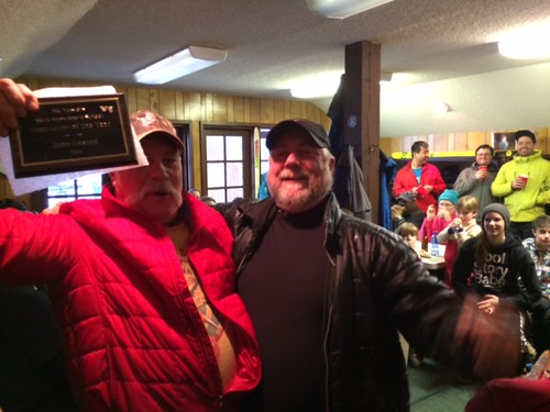 Instructor fo the Year 2014 - John Gaston 3