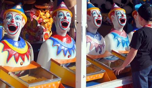 "Brisbane-Ekka-2014-Clowns <a style=""margin-left:10px; font-size:0.8em;"" href=""http://www.flickr.com/photos/118367855@N06/14909549731/"" target=""_blank"">@flickr</a>"