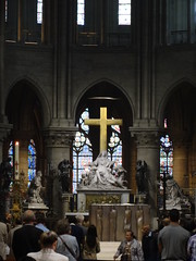 Notre Dame Cathedral pieta