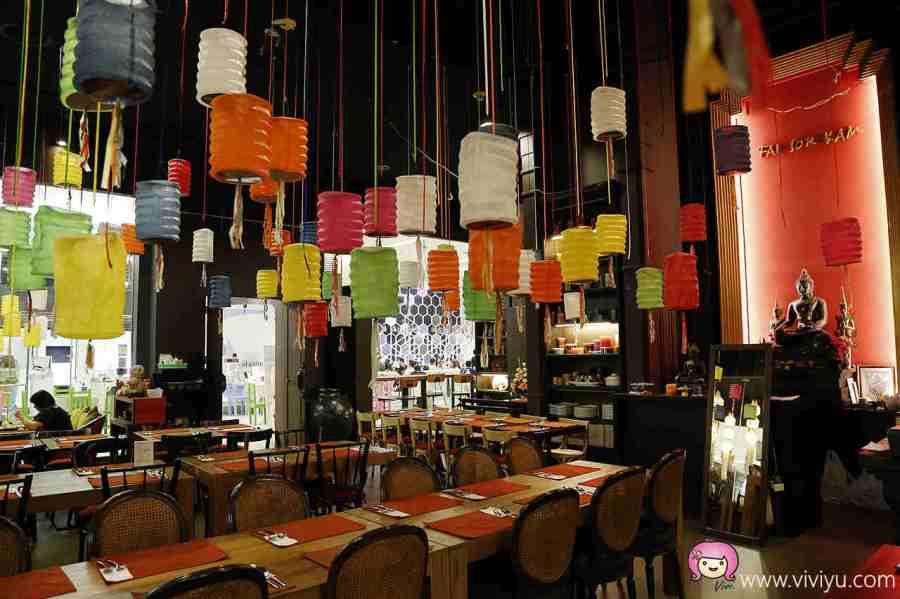 bts,Fai Sor Kam,Siam,Siam Paragon,曼谷美食,曼谷餐廳,泰國美食 @VIVIYU小世界