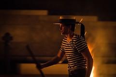 10 A gondolier (Photo by Jennifer Bedford)