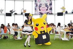 """Pikachu Maid 3 • <a style=""""font-size:0.8em;"""" href=""""http://www.flickr.com/photos/66379360@N02/14951432987/"""" target=""""_blank"""">View on Flickr</a>"""