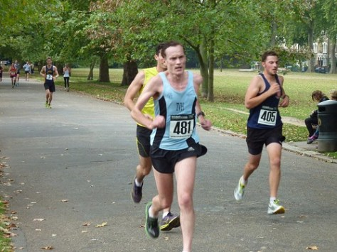 """Middlesex 10k 2014 Richard Hooley • <a style=""""font-size:0.8em;"""" href=""""http://www.flickr.com/photos/128044452@N06/15205310157/"""" target=""""_blank"""">View on Flickr</a>"""