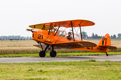 Fly In Koksijde 2014 - Stamp SV-4B - OO-SVG