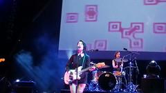 Dum Dum Girls, Hospitality, Teen at Celebrate Brooklyn! June 21, 2014