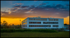 """FOSBOS Weiden at sunset • <a style=""""font-size:0.8em;"""" href=""""http://www.flickr.com/photos/58574596@N06/15397207111/"""" target=""""_blank"""">View on Flickr</a>"""