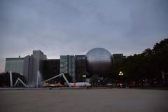 planetarium at Nagoya