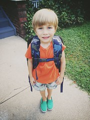 "ECP first day of kindergarten • <a style=""font-size:0.8em;"" href=""http://www.flickr.com/photos/44124470509@N01/14783244620/"" target=""_blank"">View on Flickr</a>"
