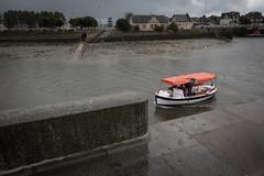 Le bac Trouville-Deauville