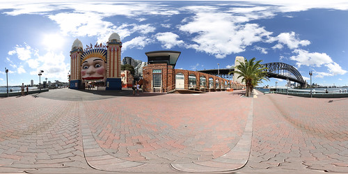 Luna Park II - Panorama