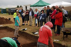 "West Kennet dig, 2014 • <a style=""font-size:0.8em;"" href=""http://www.flickr.com/photos/96019796@N00/14684862187/"" target=""_blank"">View on Flickr</a>"