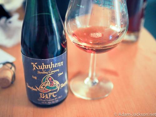 Kuhnhenn Bourbon Barrel Banana Bochet French Toast