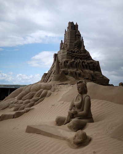 """Sand Sculpture Festival 2014 • <a style=""""font-size:0.8em;"""" href=""""http://www.flickr.com/photos/96019796@N00/15428823726/"""" target=""""_blank"""">View on Flickr</a>"""