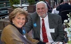 Janet Comalli and Richard Keuhl (Photo by Jen Bonin)