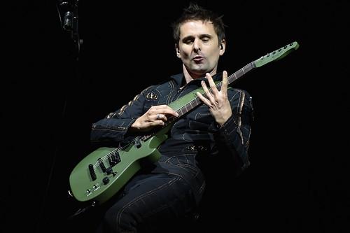 Muse at Glastonbury 2016 Pyramid Stage (Friday) - Sara Bowrey