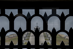 window grilles.