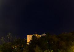 Céu azul da Serra Negra
