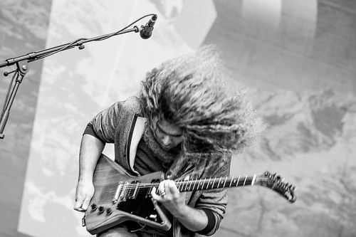 Coheed and Cambria at Leeds festival 2016