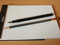 Kaweco Special - Pencil Comparison