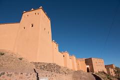 Taourirt Kasbah at Ouarzazate