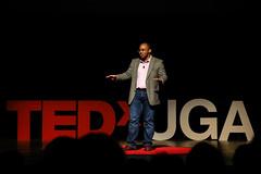 Michael Thomas @ TEDxUGA 2017: Spectrum