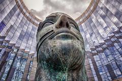 La Défense (Paris) - Tyndare (Igor Mitoraj)