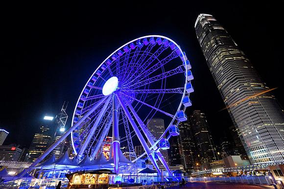 Image result for 香港摩天轮