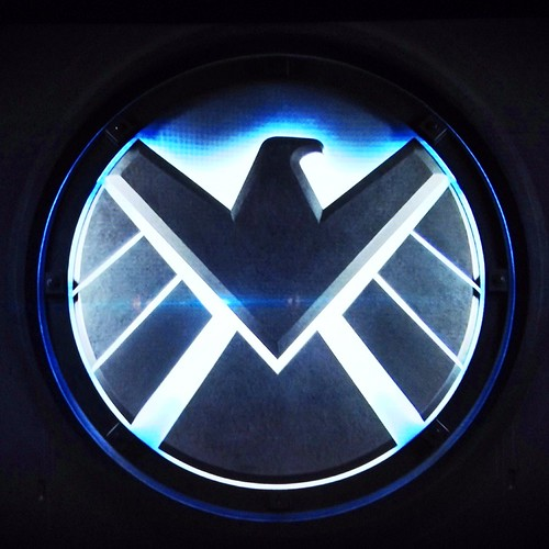 Today is all about...the return of S.H.I.E.L.D.