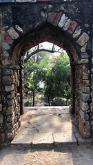 Archway at Lodhi Garden, New Delhi, India