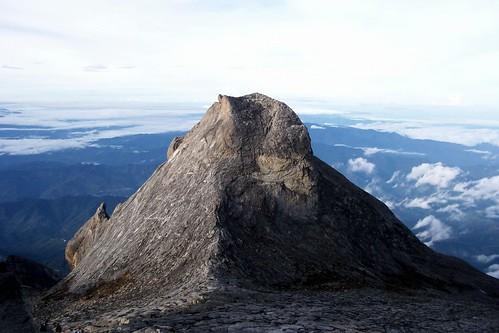 Kinabalu Mountain, Malaysia