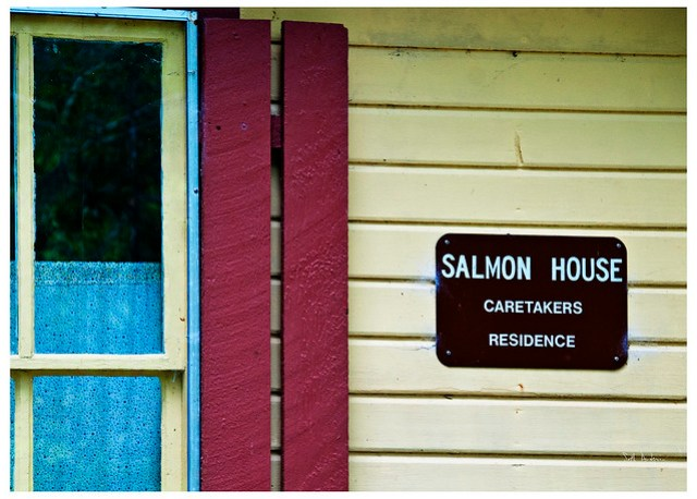 Salmon House Caretakers Residence