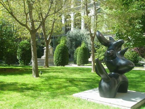 Jardín Interior Reina Sofía
