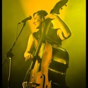 The Green Lady of the Bass