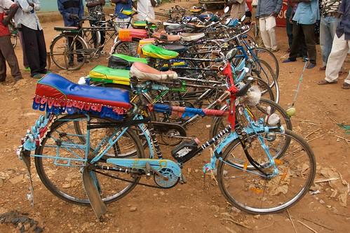 Bota Bota Bicycle Taxis