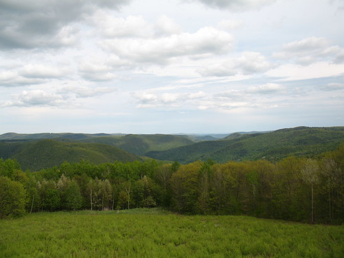View of the Berkshires