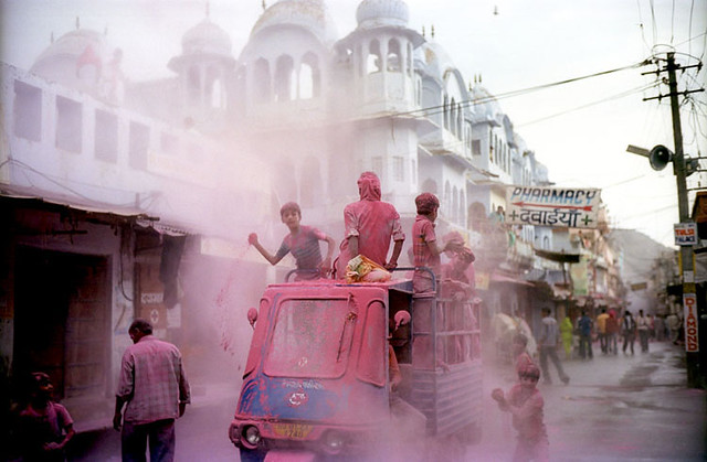 Ganesh Chaturthi festival, Pushkar - India  #1